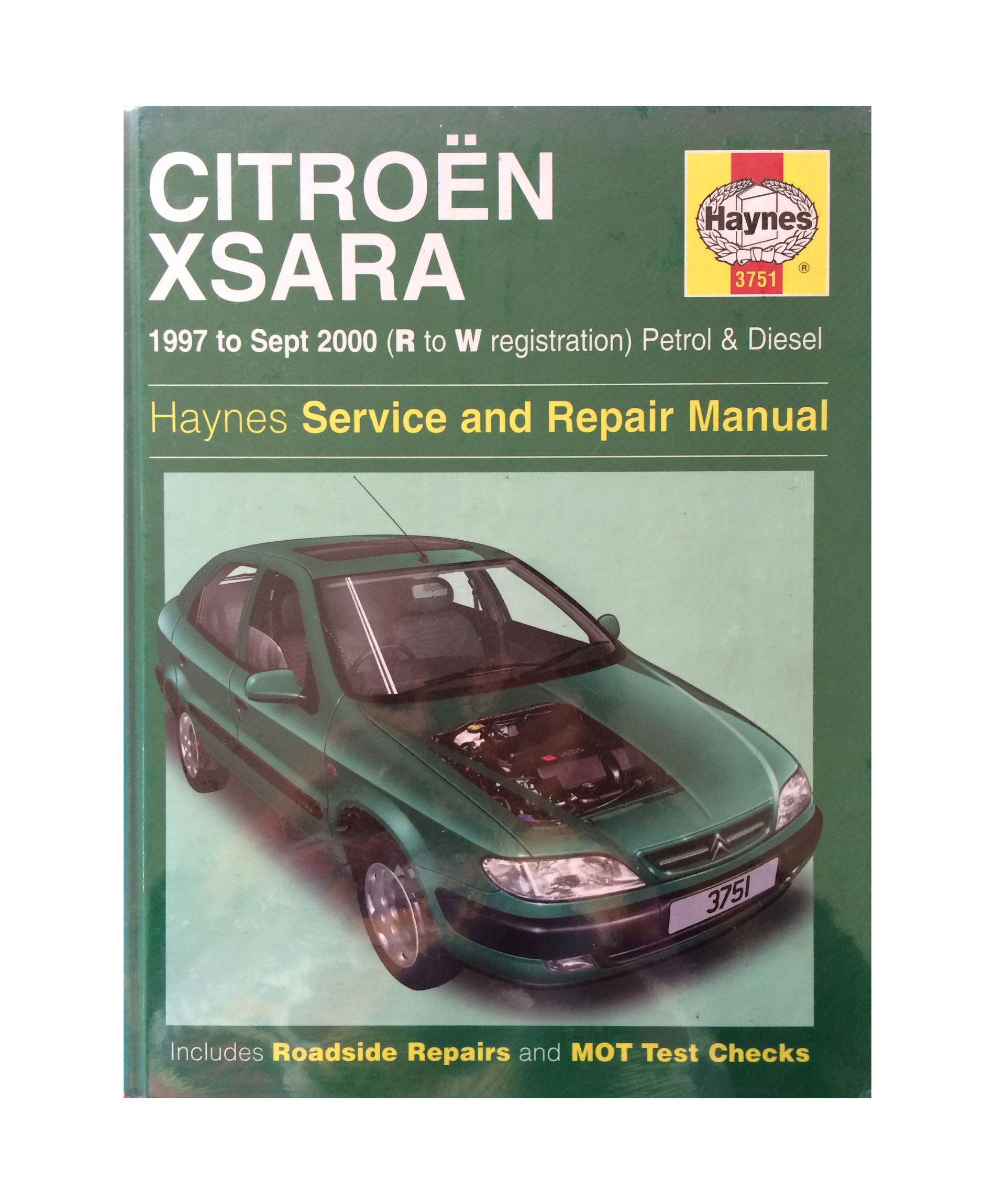 citroen xsara haynes service repair manual mollies classics rh molliesclassics com Citroen Xsara 1999 Citroen Xsara VTS