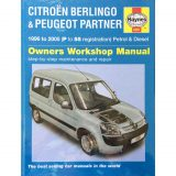 Citroen Berlingo Haynes