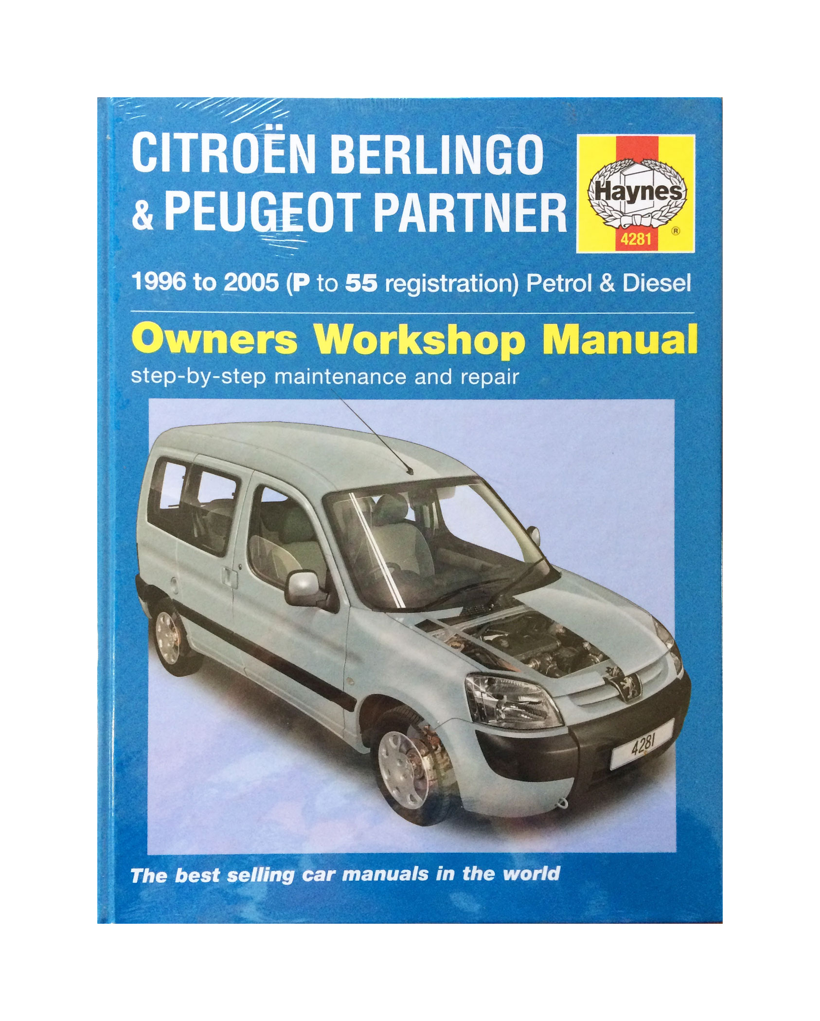 citroen berlingo peugeot partner owners workshop manual rh molliesclassics com Citroen Berlingo 1.6 Citroen Berlingo Van 2017
