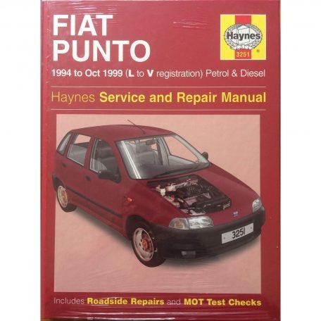 Fiat Punto Haynes