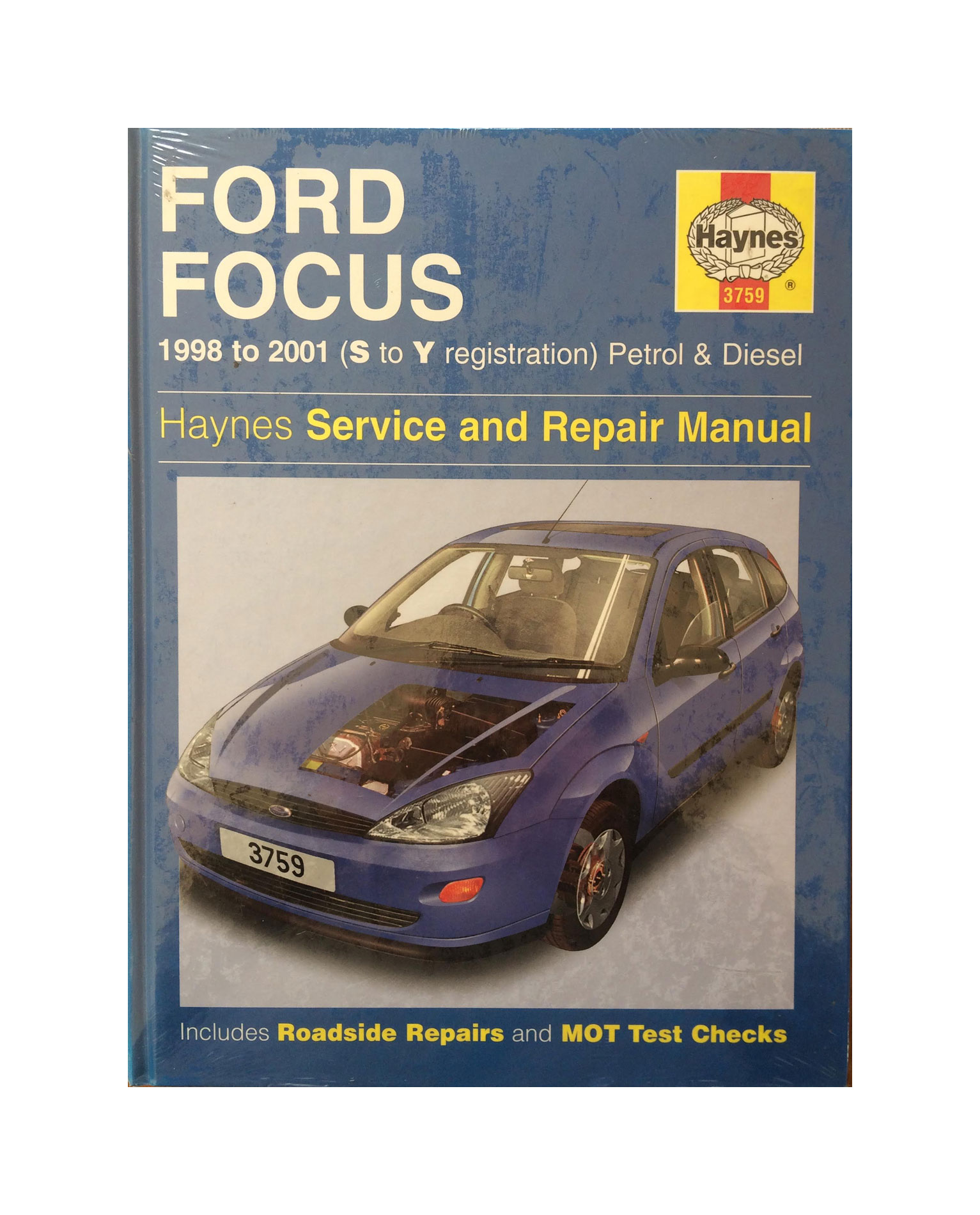 Ford Focus Haynes Service  U0026 Repair Manual
