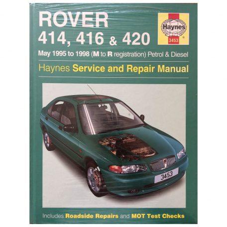Rover 414 416 420 haynes