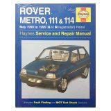 Rover Metro Haynes